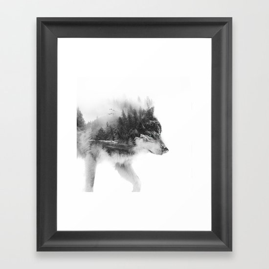 Wolf Stalking by yazdesigns