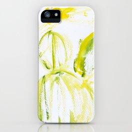 Tequila Plants iPhone Case