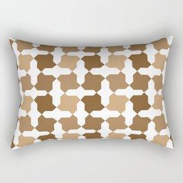 Alhambra Motif 2 Rectangular Pillow
