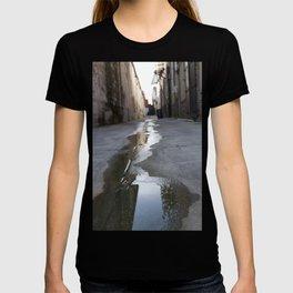 Ybor, Tampa Alleyway T-shirt