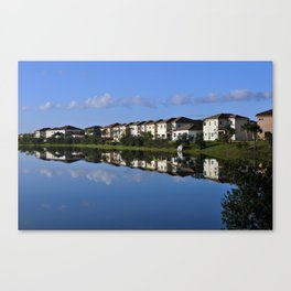 Reflections (1) Canvas Print