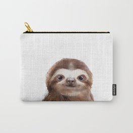 Little Sloth Carry-All Pouch
