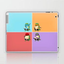 Turtles in Disguise Laptop & iPad Skin
