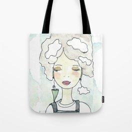 Pensieri e nuvole Tote Bag