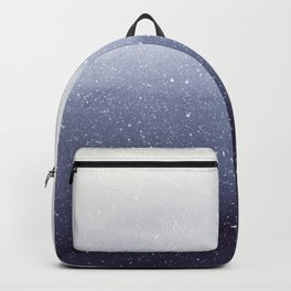 Falling Snow Backpack