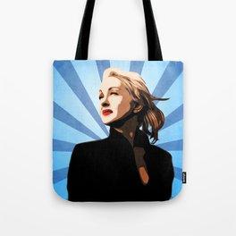 Cyndi Lauper - Pop Art Tote Bag