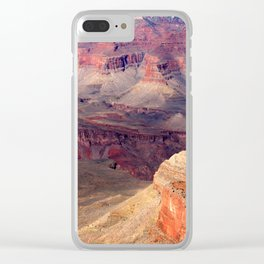 Natural Wonders Of The World, The Grand Canyon, Arizona Clear iPhone Case