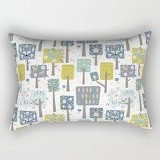 Swedish Woodland Rectangular Pillow