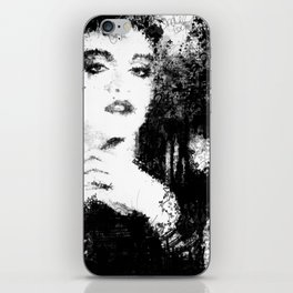 The Material Girl iPhone Skin