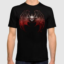 Thee Vampire Guild Bat Icon T-shirt