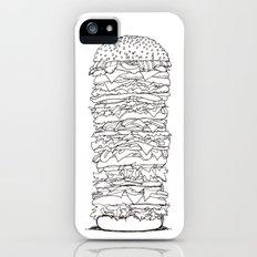 Giant Burger Slim Case iPhone SE