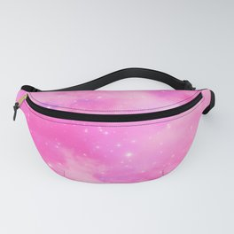 Aesthetic Sky Outer Space Retro Design Fanny Pack