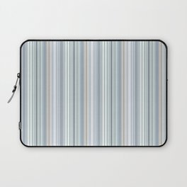 Stripe, Ballard Cliff Grey Day Laptop Sleeve