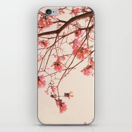 Flowery Trees Photography iPhone Skin