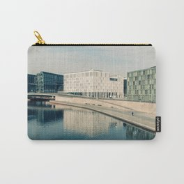 ALONG THE SPREE / Berlin, Germany Carry-All Pouch