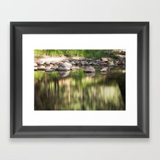 Merced River Framed Art Print
