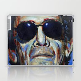 Lou Reed Laptop & iPad Skin