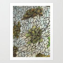 Attachments Art Print