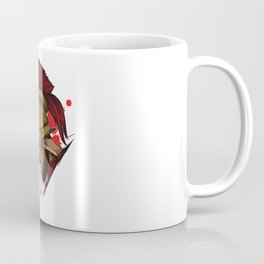 Spartan Warrior | Sparta Head Fighter Spartiate Coffee Mug