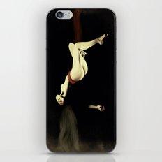 My First Love (grunge) iPhone & iPod Skin