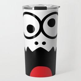 Cookie Monster #society6 #decor #buyart #artprint Travel Mug
