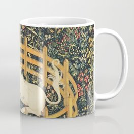UNICORN IN CAPTIVITY Coffee Mug
