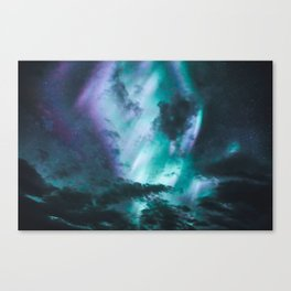 Aurora Borealis XX Canvas Print