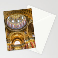 St Stephen's Cathedral Budapest Stationery Cards