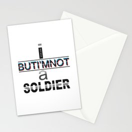 I got soul Stationery Cards