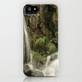 Up Cottonwood Creek iPhone Case