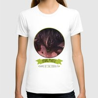 league of legends T-shirts featuring League Of Legends - Malphite by TheDrawingDuo