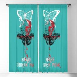 Beware Crimson Peak Design Blackout Curtain