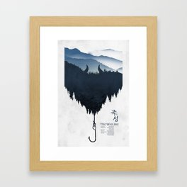 The Wailing Framed Art Print