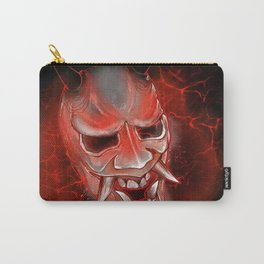 Hannya Carry-All Pouch