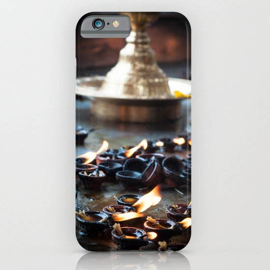 Divine Diyas iPhone & iPod Case