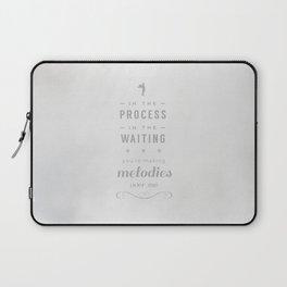 Stop Wait Sit - Shepherd Laptop Sleeve