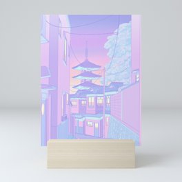 Pastel Memories Mini Art Print