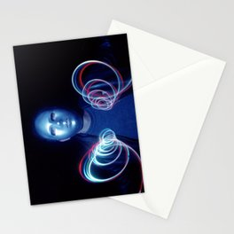 Lightpainting Stationery Cards