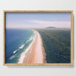 Seven Mile Beach | Australia  Serving Tray