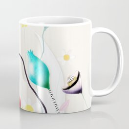 After all that we've been through - Poppy seed dried Rupy de tequila seed pods Coffee Mug