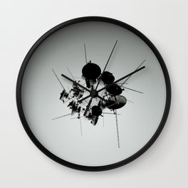Voyager_1 Wall Clock