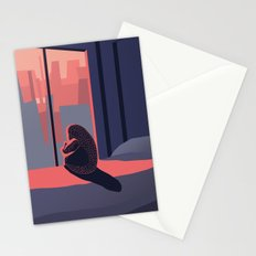 Just look outside Stationery Cards