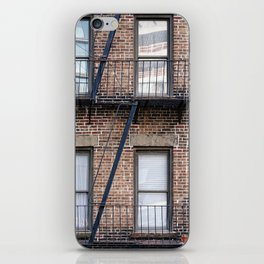 New York Fire Escape iPhone Skin