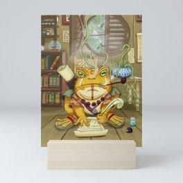 Kepler the Scribe Mini Art Print
