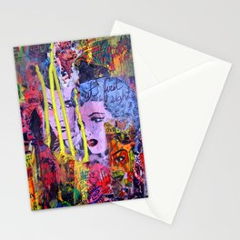 Relapse to Donnybrook Stationery Cards