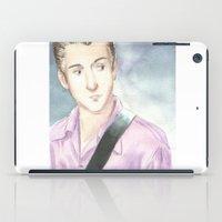 alex turner iPad Cases featuring Alex Turner by SirScm