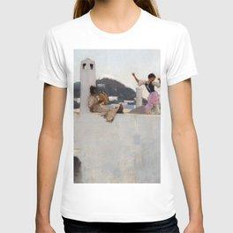 John Singer Sargent - Capri T-shirt