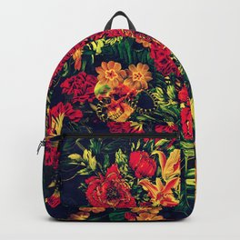 Vivid Jungle Backpack