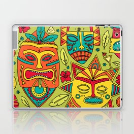Tiki tiki Laptop & iPad Skin