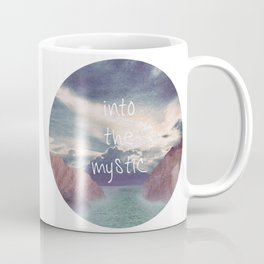 Into the Mystic (ANALOG zine) Coffee Mug
